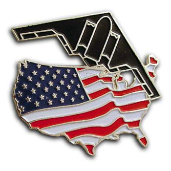 9/11  Flag  Lapel Fighter bomber War Plane Pin/Pins Badge