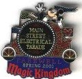 WDW Main Street Electrical Parade Authentic Disney Pin/Pins