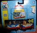 Thomas and Friends take along 2 Zoo Cars die-cast Metal