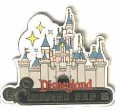 Disneyland  WDW January 2000 Pin of the Month  pin/pins
