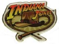 Disney Indiana Jones Hat & Whip  pin/pins