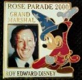 Disney Rose Parade 2000 - Roy  Sorcerer Mickey  pin