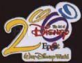 Disney The Art of Disney Epcot - 2000 (White)  pin/pins