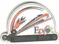 Disneyland  WDW  2000 Epcot Monorail  pin/pins