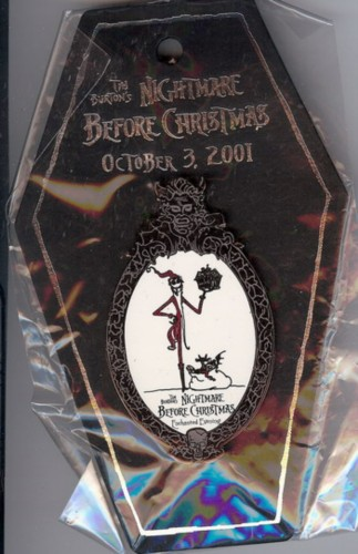 Disney Nightmare Before Christmas Jack Event  pin/pins