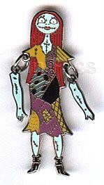 Disney Nightmare Before Christmas Sally Dangle  Pin