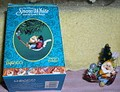 Snow White & the 7 Dwarfs -  Happy Holidays Ornament