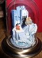 Disney Mickey Sorcerer and display Goebel Miniatures Lt. Ed.