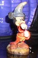 Disney Mickey Mouse Sorcerer Anri  Woodcarving