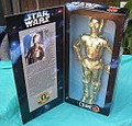Star Wars C-3po Rebel Alliance collector series Doll