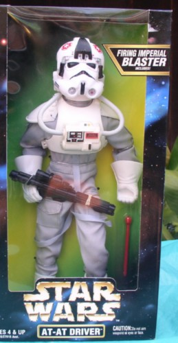 Star Wars At-At Driver Collection 1997 Kenner  Doll