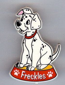 Disney 101 Dalmatians Freckles Pin/Pins