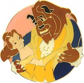 Disney The Beast from Beauty and the Beast Pin/Pins