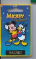 Disney Mickey Mouse & Donald Duck Magnet