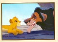 Disney Lion King Uncle Scar Lithograph