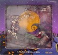 Disney Jack Santa & sled Mint Original Box