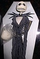 Nightmare Before Christmas heads coffin Doll Jack black lettering  for USA