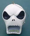 Nightmare Before Christmas - Jack head - yelling - ornament
