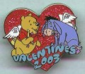 Disney  winnie the pooh  and eeyore angles Pin/Pins