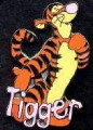 Disney Tigger from Winnie the Pooh & Friends Name Series pin/pins
