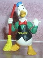 Disney Duck West Germany Bully figurine