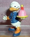 Disney Grandma Duck West Germany Bully figurine