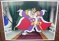 Disney Great Mouse Detective Ratigan Royal consort Lobby Card
