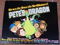 Disney  Pete in Pete's Dragon Elliot WDP John Wayne Jim Dale Lobby Card