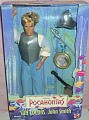 Disney Pocahontas Sun Colors John Smith by MATTEL dated 1995 doll