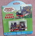Thomas tank engine Lord Harry train #6 1996  ertl Britt die Cast metal