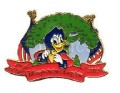 Disney Donald Duck WDW - July  4th- Patriotic Animal Kingdom Pin/Pins