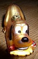 Disney Pluto Mickey Mouse Dog blown Glass ornament