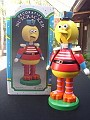 Big Bird Sesame Street Jim Henson Productions Nutcracker made of wood