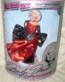 Marilyn Monroe collector Classic Sparkle Superstar LE numbered COA doll dated 1993