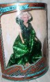 Marilyn Monroe collector Classic Emerald Evening LE numbered COA doll dated 1993