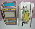 Disney Kanga from  Winnie Pooh  Magic Puppet  Walt Disney Company Vintage