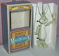 Disney Rabbit from  Winnie Pooh  Magic Puppet  Walt Disney Company Vintage