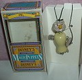 Disney Owl from  Winnie Pooh  Magic Puppet  Walt Disney Company Vintage