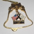 9/11 Patriotic United We Stand Ornament.