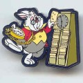 Disney White Rabbit WDW Cast Member LE pin pins