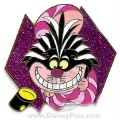 Disney Alice Wonderland Cheshire Cat Spotlight Masquerade LE pin pins