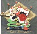 Disney Queen of Hearts Alice in Wonderland pin pins