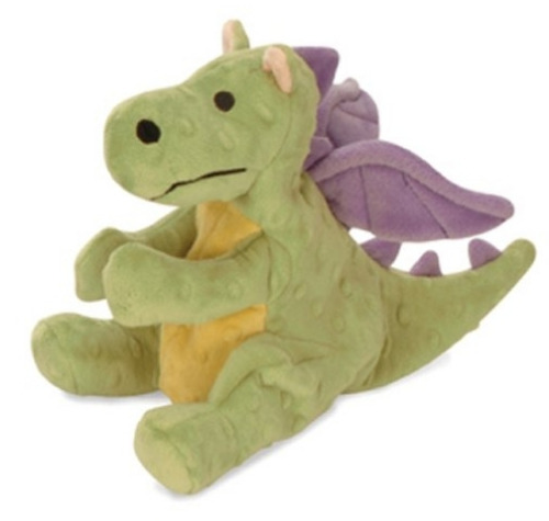 Lime Green Dragon - Tough Dog Chew Toy