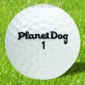 Planet Dog Golf Ball - Chew Toy