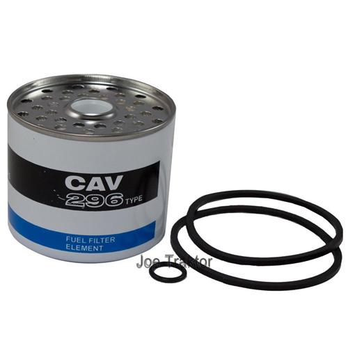 fuel filter element with seals for cav    simms fuel