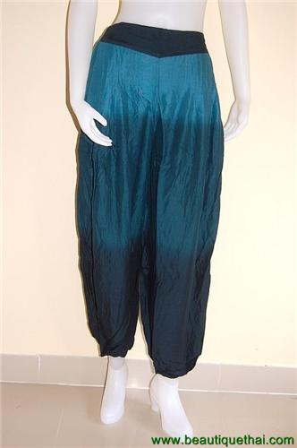 Aladdin Leisure Pants Blue