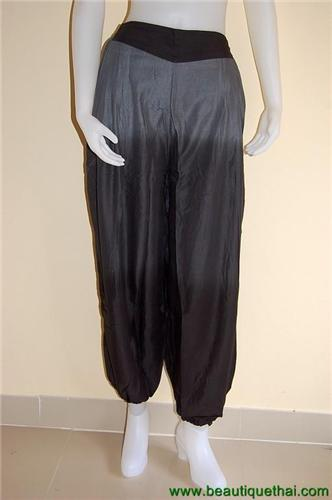 Aladdin Leisure Pants Grey