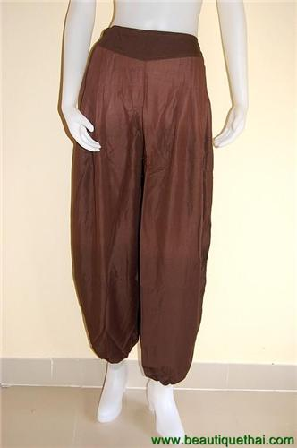 Aladdin Pants Brown