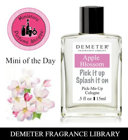 Apple Blossom Demeter Mini
