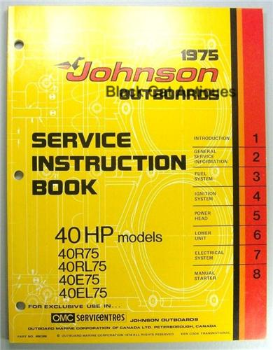 Hp Outboard Motor Wiring Diagrams On 40 Hp Johnson Outboard Wiring